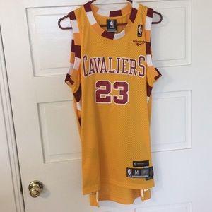 Cavaliers James Jersey
